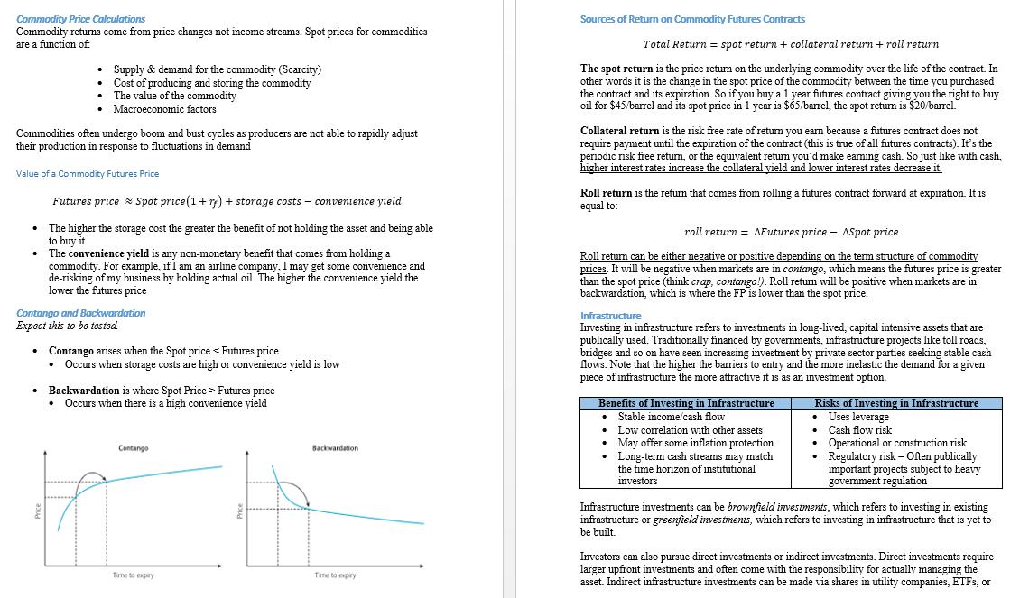 GoStudy CFA L1 material